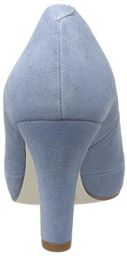 Unisa Numar_17_ks, Zapatos de Tacón para Mujer Azul (Jeans)