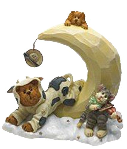 Boyds Nursery Bears Mookins, Puss & Pooch #2459