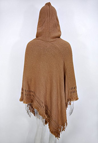 Camel Femme Poncho Futurino Poncho Futurino qwI08