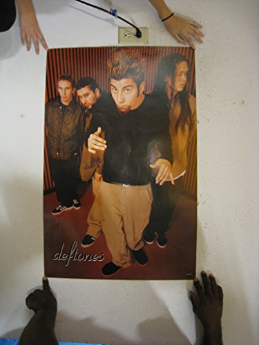 - Deftones Poster Band Shot 24 by 36 The
