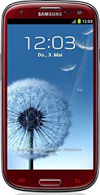 Comparer SAMSUNG GALAXY S3 3G ROUGE 16GO