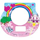 My Tot Clock Faceplate - Princess Design