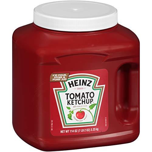 Heinz Ketchup - Heinz Ketchup Bulk Jug (7 lbs Jugs, Pack of 6)