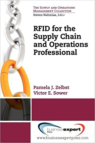 RFID for the Supply Chain and Operations Professional (The Supply and Operations Management Collection)