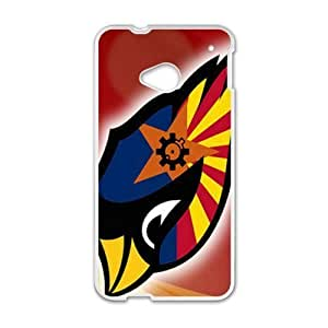 DAZHAHUI Arizona Cardinals Hot Seller Stylish Hard Case For HTC One M7