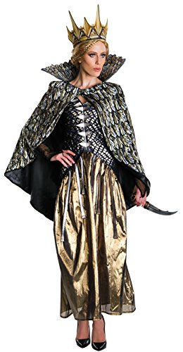 Rubie's 820153-M Women's The Huntsman Ravena Deluxe Costume, Black, -