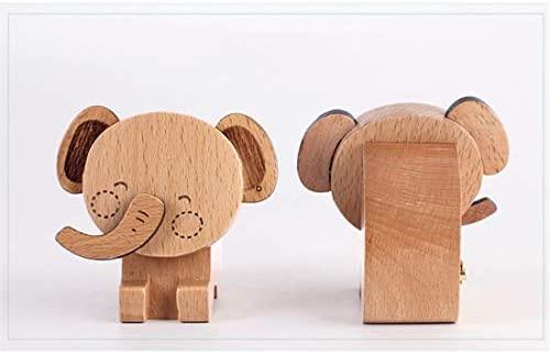 Shiny shop Bebé Elefante Caja de música Sky City envía a los ...