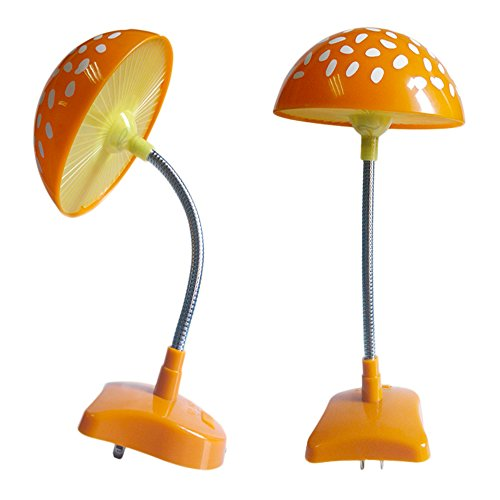 Sealive Creative Mushroom Ceiling Lights Baby Kids Sleep Lamp Magnetic Infrared Sensor LED Logo Shadow Projector Night Light for Baby Boys Girls Bedrooms Decoration Mushroom Accent Lamp