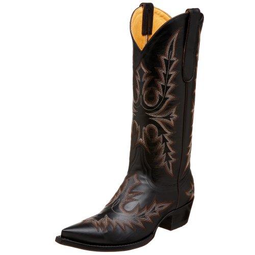 Old Gringo Donna L173-23 Stivale Da Cowboy Sharon Nero