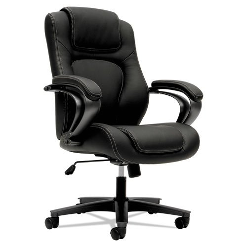HON Managerial Office Chair- High-Back Computer Desk Chai...