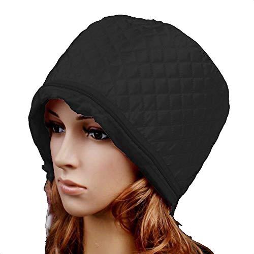 Aiznic Hair Care Thermal Head Spa Cap Treatment with Beauty Steamer Nourishing Heating Cap, Spa Cap For Hair, Spa Cap…