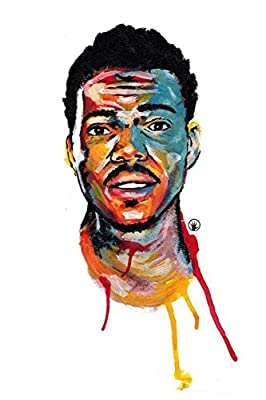A-ONE POSTERS Chance The Rapper Poster 12 x 18inch,Rolled