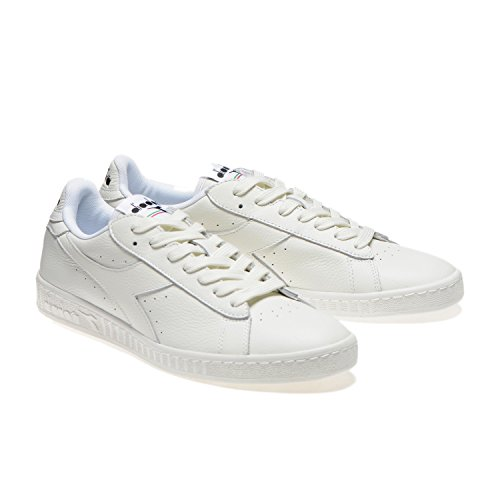 Low L Waxed Sneaker Diadora Unisex Basso Game a Collo 5tEOEqwx