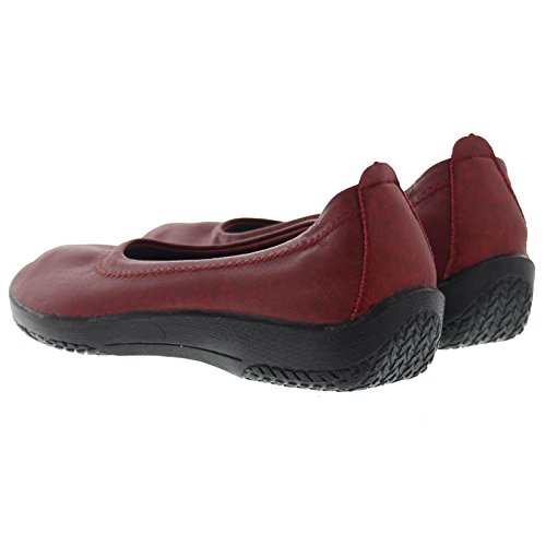 Arcopedico Womens L2-4111 Vegan Shoes Kirsche