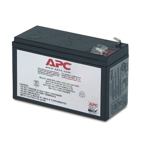 Ups Battery Life (APC UPS Replacement Battery Cartridge for APC UPS Model BE350C and select others (RBC35))