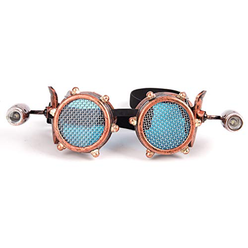 Swim Goggles With Led Lights in US - 4