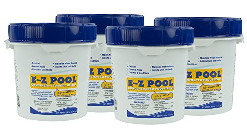 E-Z Pool All In One Pool Care Solution (40 Lbs) by E-Z Pool