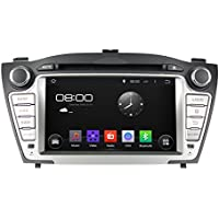KUNFINE 7 Android 6.0 Otca Core Car DVD GPS Navigation Multimedia Player Car Stereo For Hyundai TUCSON IX35 2009 2010 2011 2012 2013 2014 2015 Steering Wheel Control 3G Wifi Bluetooth Free Map Update