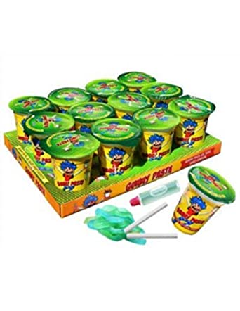 Goma Pasta Cup 65gm x 12: Amazon.com: Grocery & Gourmet Food