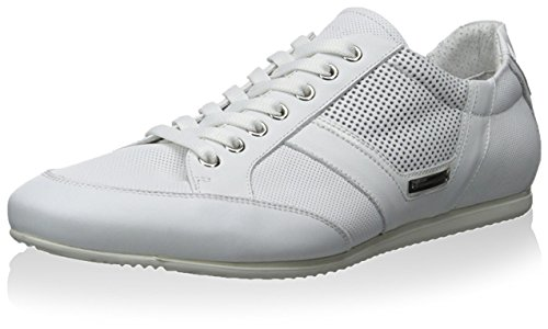 alessandro-dellacqua-mens-low-top-lace-up-sneaker-white-445-m-eu-115-m-us