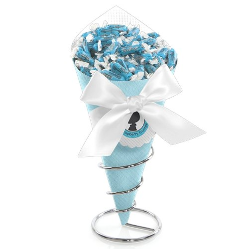 Gender Reveal - Boy - Candy Bouquet with Frooties