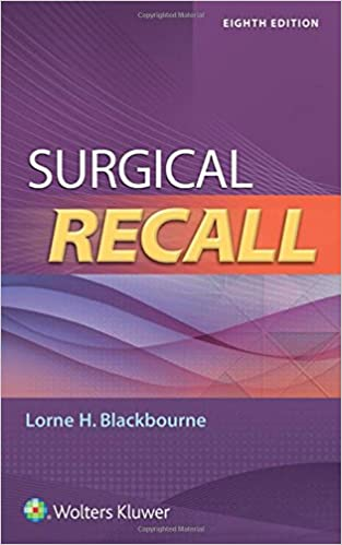 amazon surgical recall lorne blackbourne education training