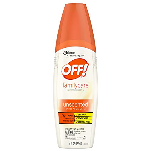 OFF FamilyCare Insect Repellent Unscented