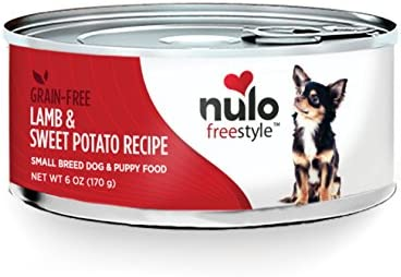 Nulo Puppy Small Breed Grain Free Canned Wet Dog Food, 6 oz, Case of 24