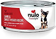 Nulo Puppy & Small Breed Grain Free Canned Wet Dog Food, 6 oz, Case o