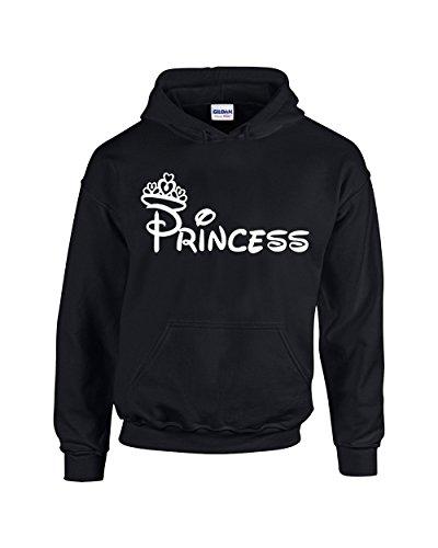 New Minnie Princess Fashion Cool Disney Unisex Pullover Hoodie Hooded -