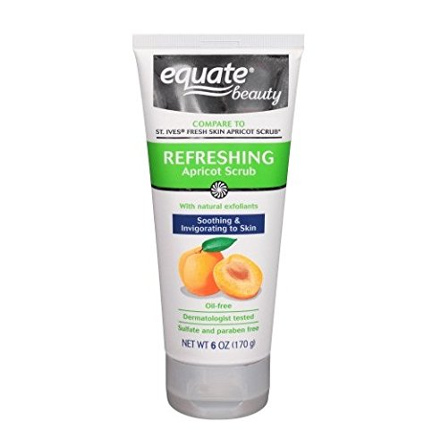 Equate Refreshing Apricot Scrub Compare product image