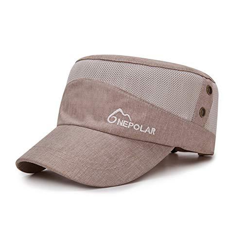 Sombrero béisbol Hombres qin Sombrero de C GLLH Respirable de Sombreros Sombrero Sol B Gorra Deportivo de los hat Ocasional wdIvqqW8