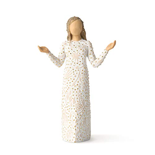 Willow Tree Everyday Blessings, Sculpted Hand-Painted Figure ()