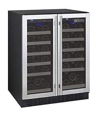 Allavino FlexCount Series 36 Bottle Dual Zone Wine Refrigerators - Amazon Parent Product