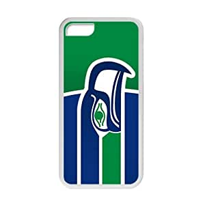 NFL Seattle Seahawks fashion plastic phone case for iPhone 5c