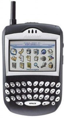 Nextel RIM BlackBerry 7520 Cell Phone