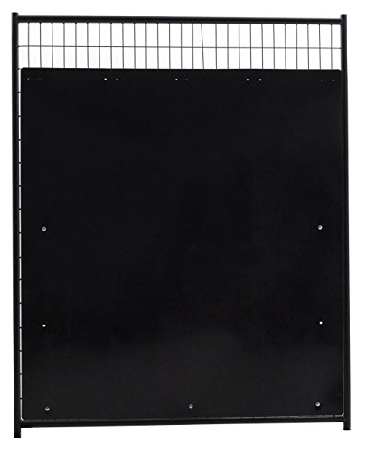 Dog Breeding Kennel - Dog Kennel Puppy Isolation Panel- Lucky Dog Breeding Kennel Blocking Panel  - This Kennel Isolation Panel keeps puppies and nursing litters separated when using a common wall kennel. Dimensions (5'H x 4'W); For 4x4, 4x8, 4x12 kennels