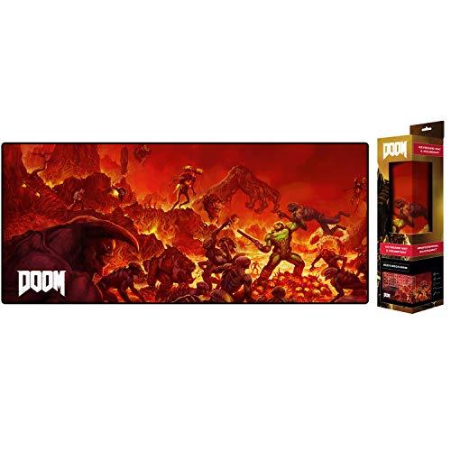 Doom - Retro Oversized Gaming Mat