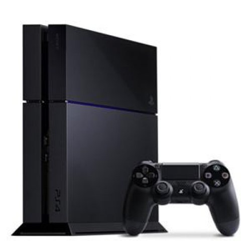 IPC STORE BDL#7057516484 / BUNDLE:1 X PlayStation 4 Gaming Console / With Game Pad - Wireless - Black - ATI Radeon - Blu-ray Disc Player - 500 GB HDD - Gigabit Ethernet - Bluetooth - Wireless LAN - HDMI - USB + FREE Assassin039;s Creed IV: Black Flag P ()