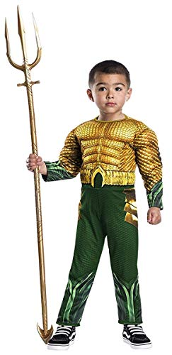 Rubie's Costume Co Boys Movie Aquaman, Toddler