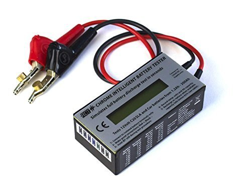 - CHROME IBT 12V SLA Intelligent Battery Tester by ACT Meters by ACT Meters