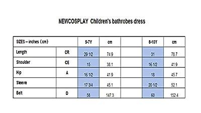 NEWCOSPLAY Children Panda Bathrobe Robe Cosplay Hooded Pajamas