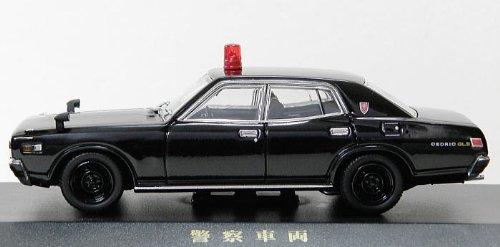 1/43 日産 セドリック330 後期型 神奈川県警 機動捜査車両 7987