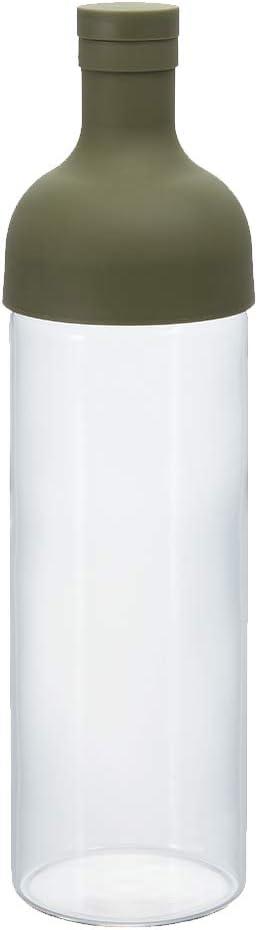 HARIO(ハリオ) フィルターインボトル 750ml オリーブグリーン 日本製