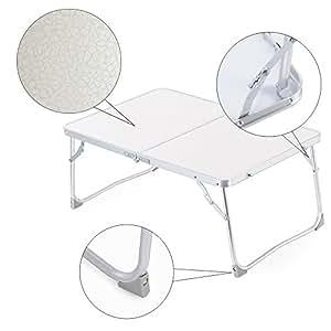 Zipom soporte para port til cama escritorio de pie plegable port til de mesa sof bandeja de - Soporte portatil sofa ...