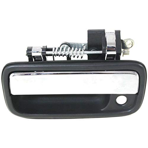 Parts N Go 1995-2004 Tacoma Chrome Door Handle Front Outer Driver Side Left Hand LH - 6922035030, TO1310123