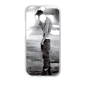 Water Spirit phone Case Justin Bieber For HTC One M8 QQW892216