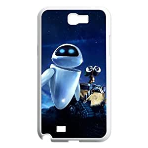 Classic Fashion Wall E Samsung Galaxy N2 7100 Cell Phone Case White Trendy Creative funny LOHL3HTY830635