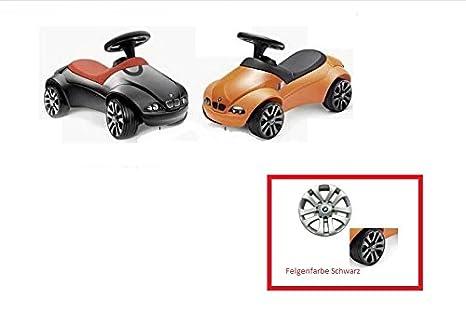 Original BMW Baby Racer Tapacubos con logo negro/black: Amazon.es: Coche y moto
