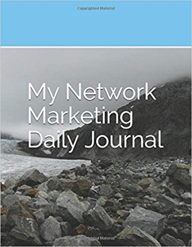 My Network Marketing Daily Journal 1